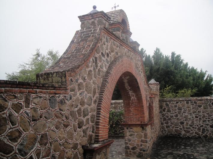 Hacienda de la Santa Cruz
